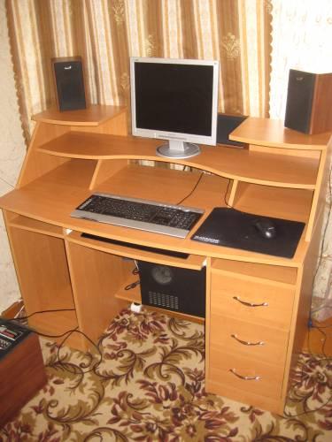 Компьютерный стол ск комфорт 5